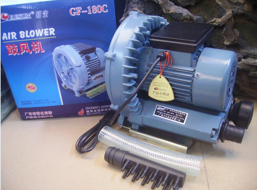 Aquaculture Air Blower Resun GF-180C